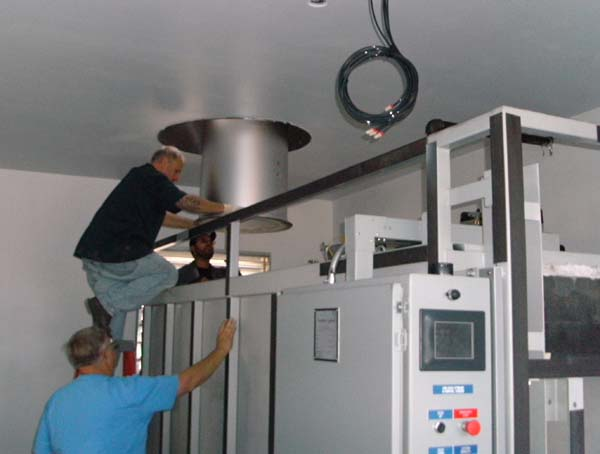 Assembly, commissioning, maintenance procedures, retort operation and first cremation, all delivered by the same technicians who built your unit.